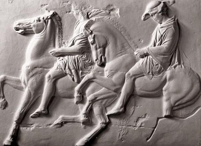 Parthenon Frieze Phidias