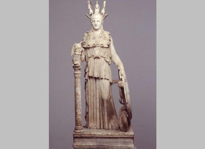 Varvakeion Athena Phidias