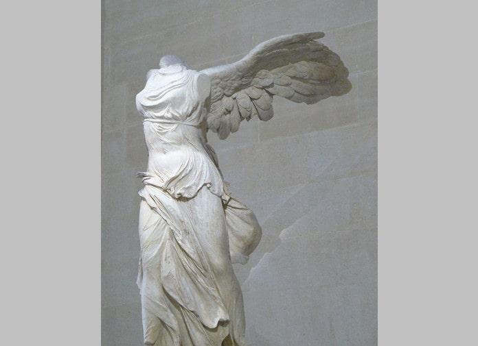 Winged Victory of Samothrace, Pythokritos